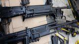 SUB-MACHINE GUN AND RIFLE SHIPMENTS (1)