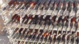 SUB-MACHINE GUN AND RIFLE SHIPMENTS (14)