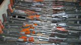 SUB-MACHINE GUN AND RIFLE SHIPMENTS (18)
