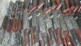 SUB-MACHINE GUN AND RIFLE SHIPMENTS (19)