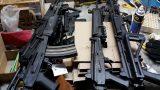 SUB-MACHINE GUN AND RIFLE SHIPMENTS (2)