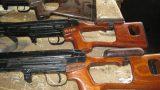 SUB-MACHINE GUN AND RIFLE SHIPMENTS (23)