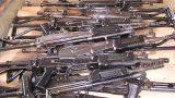 SUB-MACHINE GUN AND RIFLE SHIPMENTS (26)
