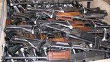 SUB-MACHINE GUN AND RIFLE SHIPMENTS (27)