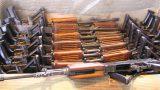 SUB-MACHINE GUN AND RIFLE SHIPMENTS (28)