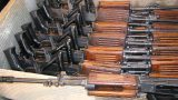 SUB-MACHINE GUN AND RIFLE SHIPMENTS (30)