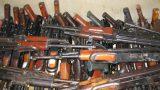 SUB-MACHINE GUN AND RIFLE SHIPMENTS (31)