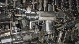 SUB-MACHINE GUN AND RIFLE SHIPMENTS (40)