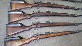 SUB-MACHINE GUN AND RIFLE SHIPMENTS (42)