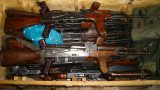 SUB-MACHINE GUN AND RIFLE SHIPMENTS (43)