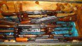 SUB-MACHINE GUN AND RIFLE SHIPMENTS (44)