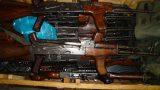 SUB-MACHINE GUN AND RIFLE SHIPMENTS (45)