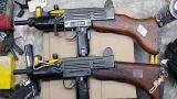 SUB-MACHINE GUN AND RIFLE SHIPMENTS (52)